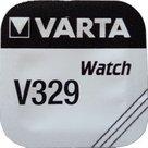 varta v329/sr731sw horloge batterij