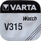 varta v315/sr7165w horloge batterij