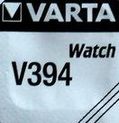 varta v394/sr936sw horloge batterij